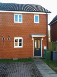 Thumbnail 2 bed semi-detached house to rent in Windsor Park Gardens, Norwich, Norfolk