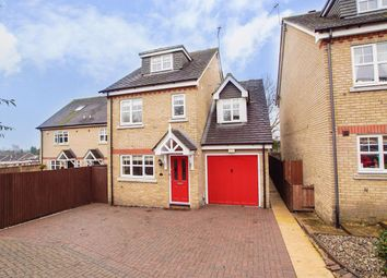 Thumbnail 5 bed detached house to rent in Cob Lane Close, Digswell, Welwyn