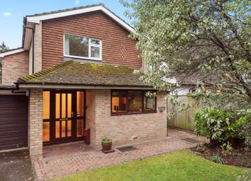 Thumbnail 3 bed link-detached house for sale in Woodham Lane, Woodham, Addlestone
