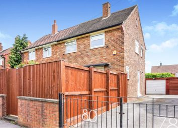 Thumbnail 2 bed semi-detached house for sale in Latchmere View, Leeds