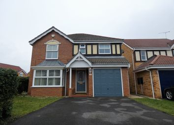 Thumbnail 4 bed detached house for sale in Cranfield Drive, Skellow, Doncaster