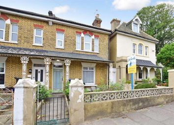 Crescent Road, Ramsgate, Kent CT11. 2 bed semi-detached house