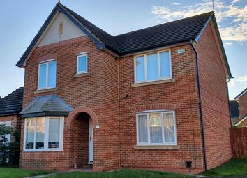 Thumbnail 4 bed detached house for sale in Hasguard Way, Ingleby Barwick