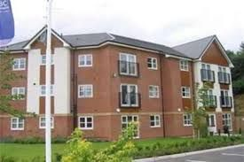 Thumbnail 1 bed flat to rent in Clearwater Quays, Warrington