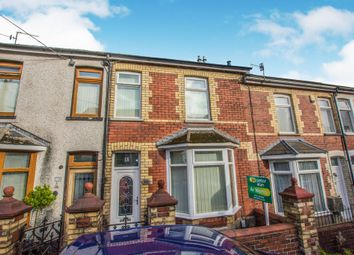 Thumbnail 3 bed terraced house for sale in Richmond Street, Pontnewydd, Cwmbran