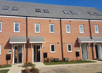 Thumbnail 3 bedroom terraced house to rent in Linus Grove, Cardea, Peterborough