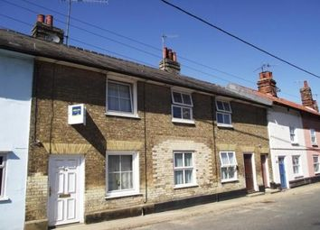 Thumbnail 2 bedroom terraced house to rent in High Street, Wickham Market, Woodbridge
