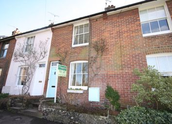Thumbnail 2 bed terraced house to rent in Wharf Hill, Winchester