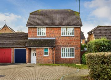 Thumbnail 3 bedroom link-detached house for sale in Park Farm Close, Horsham, West Sussex