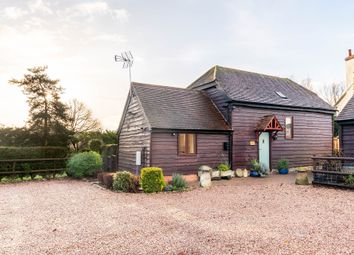 Thumbnail 3 bed barn conversion for sale in Upton Snodsbury, Worcester