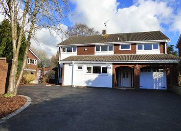 Thumbnail 4 bed detached house for sale in Ambleside, Primrose Green, Raglan