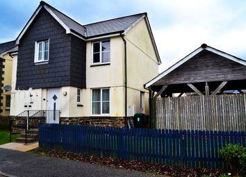 Thumbnail 5 bed detached house for sale in Carwollen Road, St Austell
