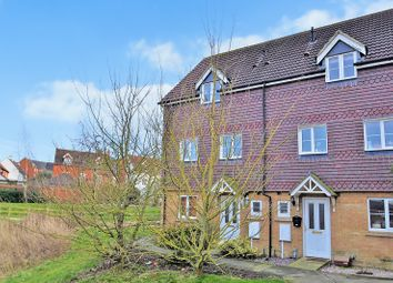 Thumbnail 4 bed town house to rent in Deyley Way, Ashford