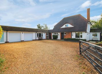 4 bed detached house for sale in Thorpe Road, Longthorpe, Peterborough, Cambridgeshire PE3