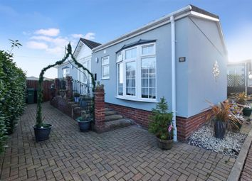 Thumbnail 2 bed mobile/park home for sale in Church Road, Gosfield, Halstead