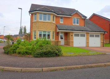 4 bed detached house for sale in Roe Court, Cambuslang, Glasgow G72