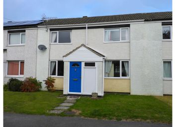 Thumbnail 3 bed terraced house for sale in Essex Close, Catterick Garrison