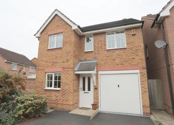 Thumbnail 3 bedroom detached house for sale in Palomino Close, Lightwood