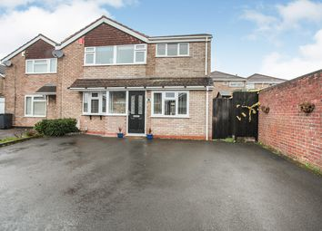 Thumbnail 4 bed semi-detached house for sale in Norfolk Crescent, Nuneaton