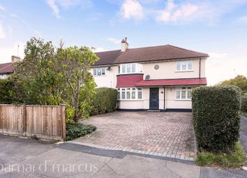 Thumbnail 4 bed end terrace house for sale in Lindsay Road, Worcester Park