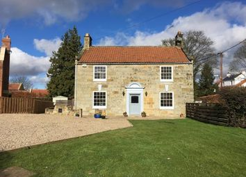 Thumbnail 4 bedroom detached house for sale in The Holme, Great Broughton, North Yorkshire