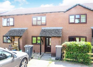 Thumbnail 2 bed terraced house for sale in Henley Close, Chardstock, Axminster