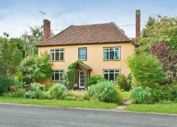 Thumbnail 4 bed country house for sale in Morris Green, Sible Hedingham, Halstead