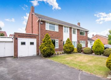 Thumbnail 3 bed semi-detached house for sale in Red Lion Lane, Little Sutton, Ellesmere Port