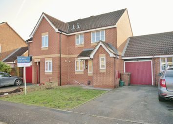 Thumbnail 3 bed link-detached house to rent in Orwell Drive, Didcot