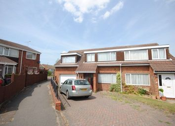 Thumbnail 4 bed property to rent in Ansgar Road, Saffron Walden