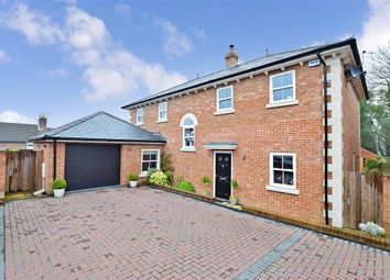 Thumbnail 4 bed detached house for sale in Mellinges Close, West Malling, Kent