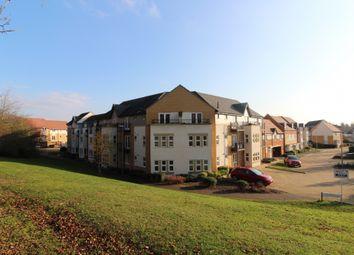 Thumbnail 2 bed flat for sale in Gyosei Gardens, Willen Park, Milton Keynes, Buckinghamshire