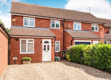 Thumbnail 3 bed end terrace house for sale in The Willows, Watford