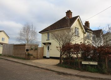 Thumbnail 3 bed semi-detached house for sale in Taleford, Ottery St. Mary