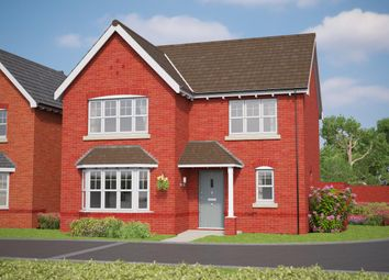 Thumbnail 4 bed detached house for sale in The Chatsworth, Bryn Y Mor, Old Colwyn