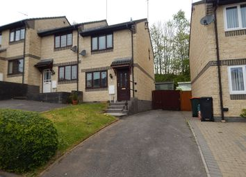 Thumbnail 2 bed terraced house to rent in Violet Walk, Afon Village, Rogerstone