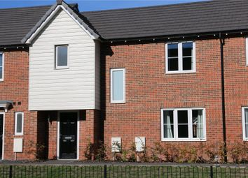 Thumbnail 3 bed terraced house for sale in Plot 122 Newland Phase 3, Navigation Point, Cinder Lane, Castleford