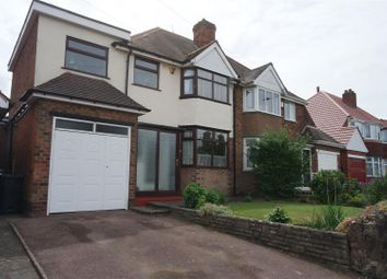 Thumbnail 4 bed property to rent in Manor House Lane, Yardley, Birmingham