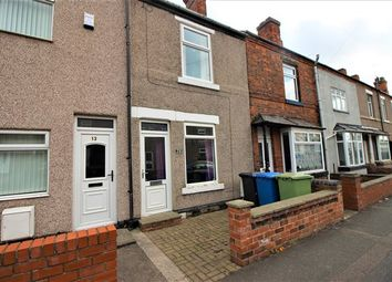 Thumbnail 2 bed terraced house to rent in Wateringbury Grove, Staveley, Chesterfield