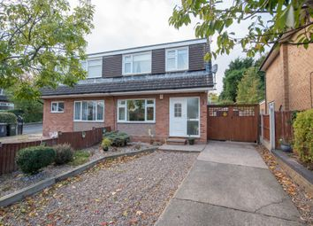 Thumbnail 3 bedroom semi-detached house for sale in Southcliffe Road, Carlton, Nottingham