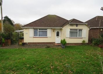 Rownhams Road, North Baddesley, Southampton SO52. 2 bed detached bungalow for sale