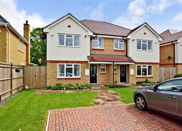 Thumbnail 3 bed semi-detached house for sale in Upland Road, Thornwood, Epping, Essex