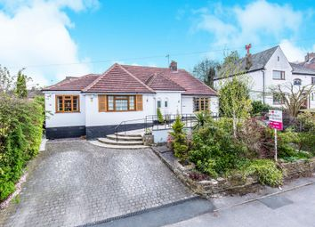 Thumbnail 5 bedroom detached bungalow for sale in Woodhall Park Grove, Stanningley, Pudsey