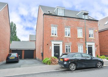 3 bed town house for sale in George Dixon Road, Birmingham B17