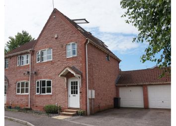 Thumbnail 4 bed semi-detached house for sale in Nordens Meadow, Taunton