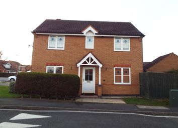 Thumbnail 3 bed detached house to rent in Fettes Close, Ashby De La Zouch