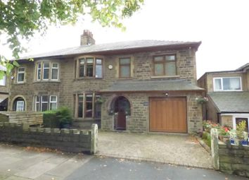 Thumbnail 4 bed semi-detached house for sale in Newchurch Road, Rawtenstall, Rossendale