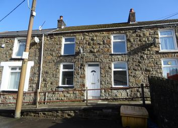 Thumbnail 3 bed terraced house for sale in Cardigan Terrace, Nantymoel, Bridgend