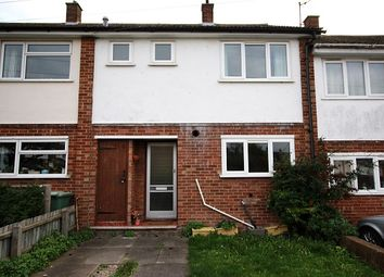 Thumbnail 3 bed terraced house to rent in Chartfield Road, Cherry Hinton, Cambridge