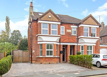 Thumbnail 3 bed semi-detached house to rent in Barrow Green Road, Oxted, Surrey